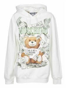 Moschino Woman Teddy Bear Hoodie