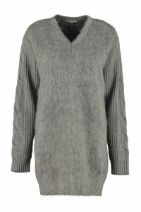 Max Mara Piera Wool-mohair Sweater