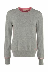Tory Burch Cashmere Crew-neck Sweater