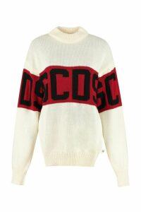 GCDS Gcds Intarsia Sweater