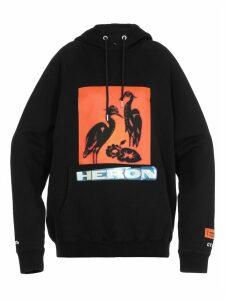 HERON PRESTON Heron Raglan Hoodie