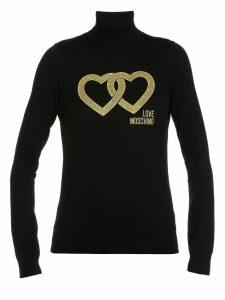Love Moschino Virgin Wool Sweater