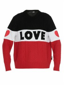 Love Moschino Love Sweater