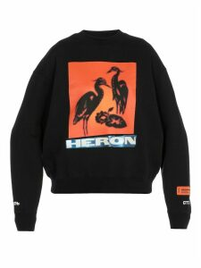 HERON PRESTON Heron Tape Sweatshirt