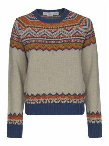 Aztec Pattern Sweater