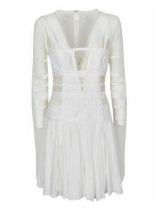 Tulle Body Mini Dress