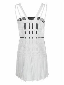 Tulle Tank Strap Mini Dress