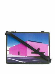 Paul Smith LA Shop crossbody bag - Black