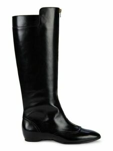 Cuoio Knee-High Leather Boots