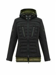 Bogner - Rachel-t Padded-insert Hooded Jacket - Womens - Black