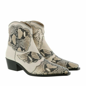 Toral Boots & Booties - Snake Booties Iron Roccia/Polar - white - Boots & Booties for ladies