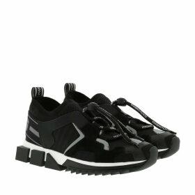 Dolce&Gabbana Sneakers - Sorrento Sneakers Black/White - black - Sneakers for ladies
