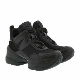 Michael Kors Sneakers - Olympia Trainer Black - black - Sneakers for ladies