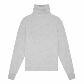 Shackleton Hero Lambswool Roll Neck Sweater