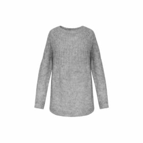Gerard Darel Fancy Knit Sofia Sweater