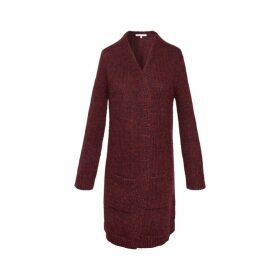 Gerard Darel Oversized Wool-blend Seven Cardigan