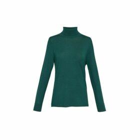 Gerard Darel Light Selma Turtleneck Sweater