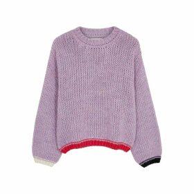 Mads Nørgaard Nemo Kalaska Chunky-knit Jumper