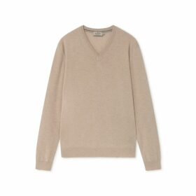 Hackett Cashmere V-neck Sweater