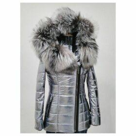 Popski London Limited Edition Metallic Cecile Jacket