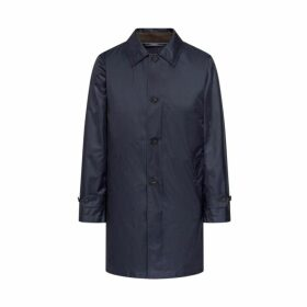 Hackett Water-repellent Car Coat