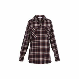 Gerard Darel Checkered Marla Shirt