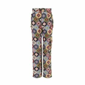 relax baby be cool - Multicolor Canvas Long Trousers With Pockets
