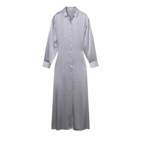 Me & Thee - Call A Spade Black Georgette Wrap Blouse