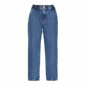 THE AVANT - Stripy Jumper In Green