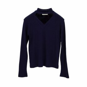 Doyi Park - Sub V Turtle Neck Knit Top N