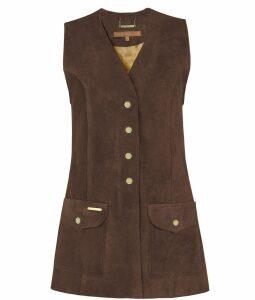 Castlebird Rose - Le Perroquet Scarf Silver & Gray