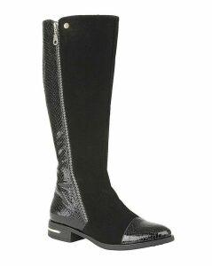 Lotus Pontal High Leg Boots D Fit