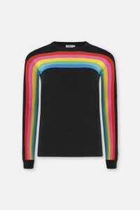 Hearts and Stars Rainbow Jumper