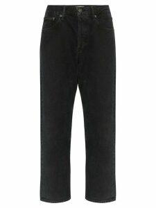 AGOLDE Parker straight leg jeans - Black