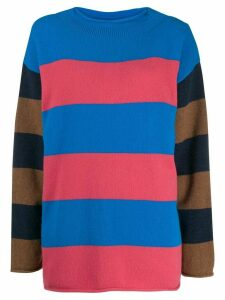 Paul Smith stripe jumper - Blue