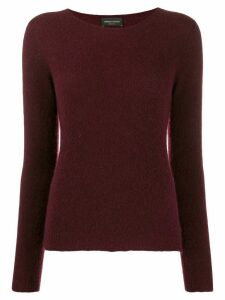 Roberto Collina textured knit jumper