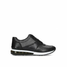 Michael Michael Kors Allie Trainer Extreme - Black Lace Up Trainers