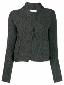 Fabiana Filippi textured knit cardigan - Grey