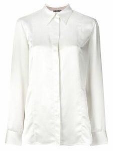 Paul Smith tailored plain shirt - NEUTRALS