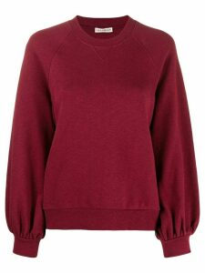 Ulla Johnson Ebba sweatshirt - Red