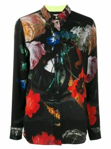Paul Smith floral print blouse - MULTICOLOR