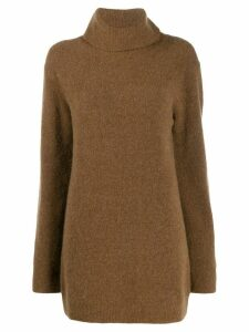 Filippa-K Nico roll neck jumper - Brown