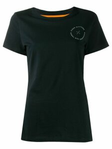 Mammut round neck T-shirt - Black