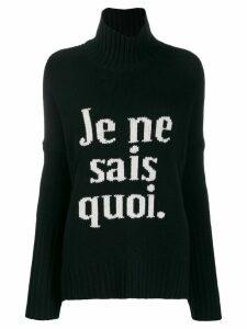 Zadig & Voltaire Je Ne Sais Quoi sweater - Black
