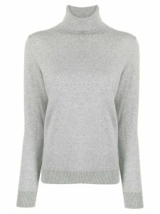 N.Peal roll neck jumper - Grey