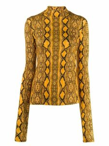 Andamane Beth jumper - Yellow