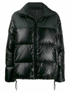 Tanaka oversized puffer jacket - Black