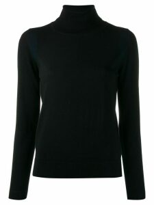 PS Paul Smith roll-neck sweater - Black