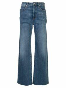 Slvrlake wide-leg jeans - Blue