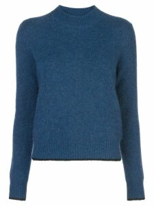 Vince crew-neck sweater - Blue